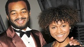 Motown: The Musical - Brandon Victor Dixon - Syesha Mercado