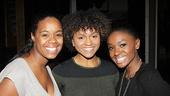 Motown: The Musical - Rebecca E. Covington - Saycon Sengbloh - Syesha Mercado