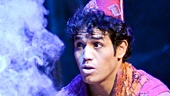 <I>Aladdin</I>: Show Photos - Adam Jacobs