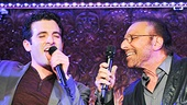 Beautiful star Jarrod Spector and songwriter Barry Mann team up for a tune at 54 Below.