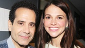 Meet the Nominees – OP – 4/14 – Tony Shalhoub – Sutton Foster