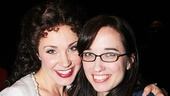 The Phantom of the Opera – Norm and Sierra first - OP – 5/14 - Sierra Boggess - Sister - Summer Boggess