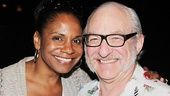 Phantom of the Opera - Backstage - OP - 6/14 - Audra McDonald - Timothy Jerome