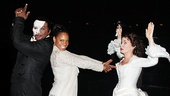 Phantom of the Opera - Backstage - OP - 6/14 - Norm Lewis - Audra McDonald  - Sierra Boggess