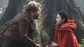 Into the Woods – Promo Images – James Corden - Lilla Crawford