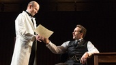 Henry Stram as Carr Gomm, Alessandro Nivola as Dr. Fredrik Treves, Anthony Heald as Bishop Walsham How in The Elephant Man