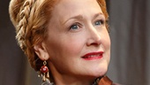 Patricia Clarkson as Mrs. Kendal in The Elephant Man
