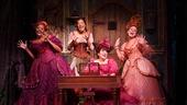 NeNe Leakes, Keke Palmer, Ann Harada & Stephanie Gibson in Cinderella