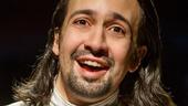 Hamilton - Show Photos - 1/15 - Lin-Manuel Miranda