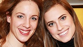 Beautiful - Backstage - 1/15 - Jessie Mueller - Allison Williams