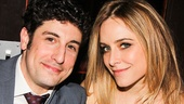 The Heidi Chronicles – Opening Night – 3/15 – OP – Jason Biggs – Jenny Mollen