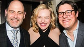 The Heidi Chronicles – Opening Night – 3/15 – OP – Matthew Weiner – Elisabeth Moss – Rich Sommer