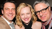 The Heidi Chronicles – Opening Night – 3/15 – OP – Raul Esparza – Elisabeth Moss – Neil Pepe