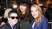 The Heidi Chronicles – Opening Night – 3/15 – OP – Lea DeLaria - Jackie Cruz – Emma Myles