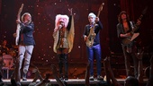 Hedwig and the Angry Inch - Show Photos - PS - 4/15 - Taye Diggs  - Rebecca Naomi Jones