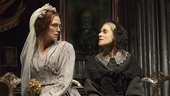 Keira Knightley as Therese Raquin and Judith Light as Madame Raquin in Therese Raquin