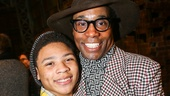 Kinky Boots - Billy Porter - Final Show - 11/15 -  Marquise Neal and Billy Porter