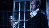 Samantha Steinmetz and John Russell in Sense and Sensibility.