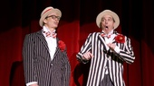 Bill Irwin and David Shiner in Old Hats.   Photo by Joan Marcus.
