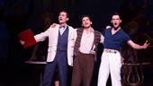 Show Photos - An American in Paris - 3/16 - Max Von Essen - Brandon Uranowitz - Garen Scribner