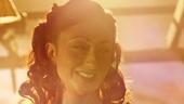Carmen Cusack as Alice in Bright Star.