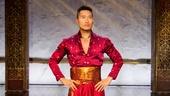 Show Photos - The King and I - 4/16 - Daniel Dae Kim