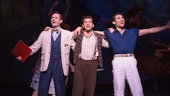 Show Photos - An American in Paris - 7/16 - Dimitri Kleioris - Max von Essen - Brandon Uranowitz