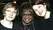 Drama Desk Awards 2005 - Barbara Carroll - Irene Gandy - Glenna Freedman