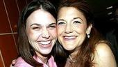 Drama Desk Awards 2005 - Sutton Foster - Victoria Clark