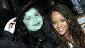 Wicked Day 2005 - green girl - Rihanna