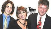 Sweeney Todd Opening - son Josh - Patti LuPone - husband Matt Johnston