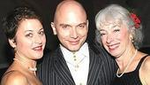 Sweeney Todd Opening - sister Marisa Cerveris - Michael Cerveris - mother Marsha Quinn