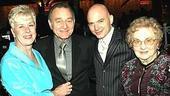 Sweeney Todd Opening - stepmother Jan - dad Michael - Michael Cerveris - aunt Ellen