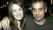 Wicked cast farewells 2006 - Michele Federer - Joe Mantello