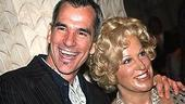 Dirty Rotten Scoundrels new cast opening - Jerry Mitchell - Bette Midler wax