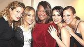Miscast 2006 - Ana Gasteyer - Diana DeGarmo - Felicia Fields - Eden Espinosa - Deborah Gibson