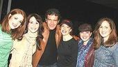 Stars Come Out for Jersey Boys -  Antonio Banderas - Jersey gals