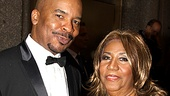 2010 Tony Awards Red Carpet – David Alan Grier – Aretha Franklin