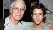 Jonas Addams – Terrence Mann – Nick Jonas