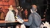 Wicked 5 Millionth Audience Member – Katie Rose Clarke - Mandy Gonzalez  - Brett LaTorre