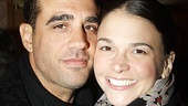 Merchant of Venice Opening night – Bobby Cannavale – Sutton Foster