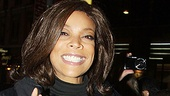Pee-wee opens – Wendy Williams – son