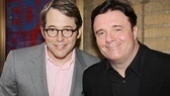House of Blue Leaves Opening Night – Matthew Broderick – Nathan Lane
