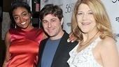 Drama Desk Awards Cocktail Reception – Patina Miller – Glenn Slater – Victoria Clark