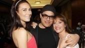 Tony brunch - Laura Benanti - David Yazbek - Patti LuPone