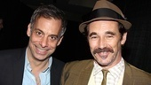 The Normal Heart's Joe Mantello goes head to head with Distinguished Performance Award winner, Jerusalem headliner Mark Rylance.
