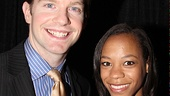 The Book of Mormon's Rory O'Malley and Nikki M. James converted the Drama League into fans of their show.