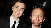 Tony Ball '11 - Jim Parsons - John Benjamin Hickey