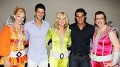 Novak Djokovic and Rafael Nadal at Mamma Mia – Novak Djokovic – Rafael Nadal – Stacia Fernandez – Lisa Brescia – Jennifer Parry
