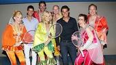 Novak Djokovic and Rafael Nadal at Mamma Mia – Novak Djokovic – Rafael Nadal – Stacia Fernandez – Lisa Brescia – Jennifer Parry – Patrick Boll – John Hemphill – David Beach